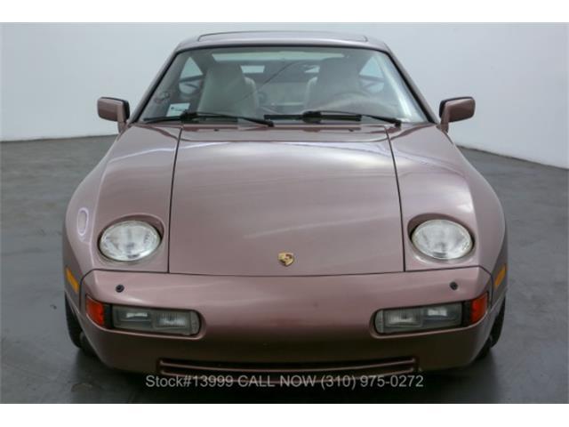 1987 Porsche 928 (CC-1491877) for sale in Beverly Hills, California
