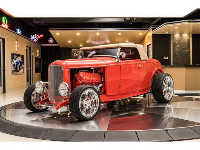 1932 Ford Roadster (CC-1491896) for sale in Plymouth, Michigan