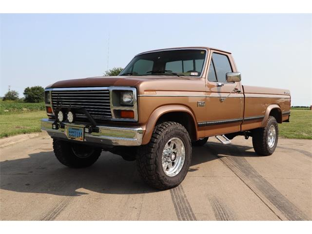 1985 Ford F250 (CC-1490019) for sale in Clarence, Iowa
