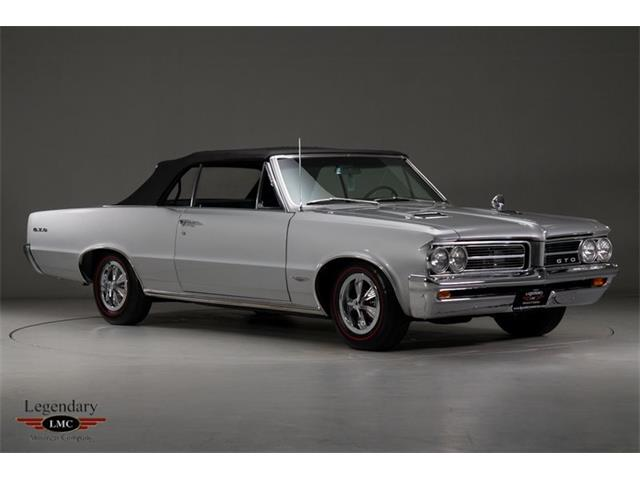 1964 Pontiac GTO (CC-1490191) for sale in Halton Hills, Ontario