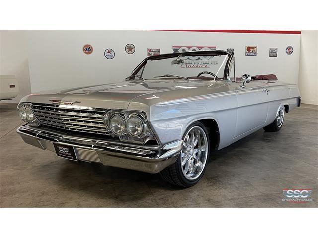 1962 Chevrolet Impala (CC-1491915) for sale in Fairfield, California