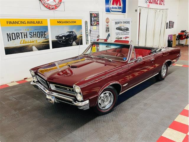 1965 Pontiac GTO (CC-1491926) for sale in Mundelein, Illinois