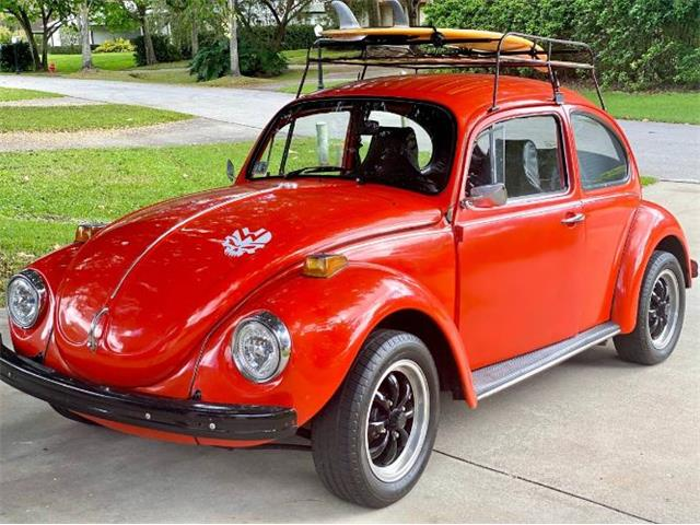 1972 Volkswagen Beetle (CC-1490193) for sale in Cadillac, Michigan