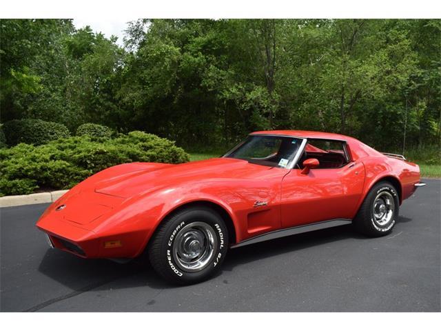1973 Chevrolet Corvette (CC-1491942) for sale in Elkhart, Indiana