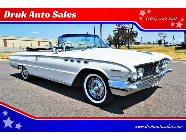 1961 Buick Electra 225 (CC-1490195) for sale in Ramsey, Minnesota