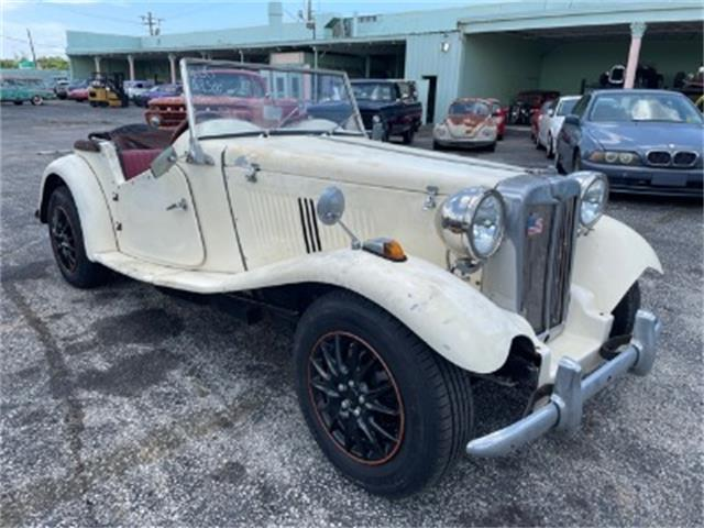 1952 MG TD (CC-1491951) for sale in Miami, Florida