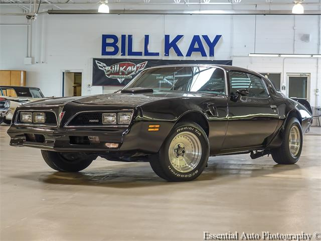 1977 Pontiac Firebird Trans Am (CC-1491969) for sale in Downers Grove, Illinois