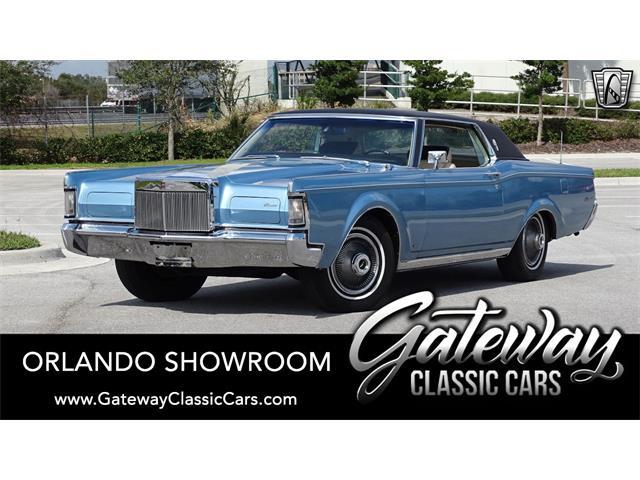 1969 Lincoln Continental (CC-1491977) for sale in O'Fallon, Illinois