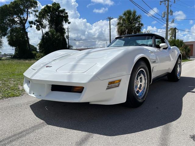 1982 Chevrolet Corvette (CC-1491983) for sale in Pompano Beach, Florida