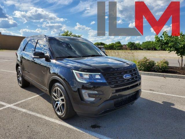 2017 Ford Explorer (CC-1491985) for sale in Fisher, Indiana