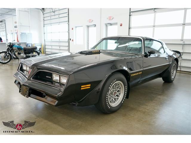 1978 Pontiac Firebird (CC-1490202) for sale in Rowley, Massachusetts