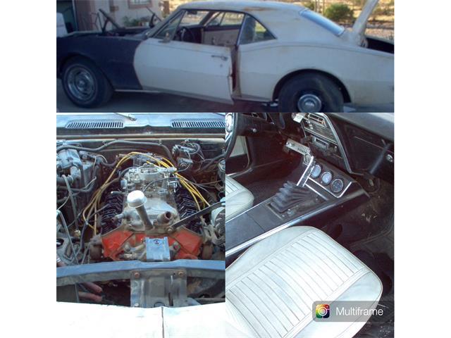 1967 Chevrolet Camaro RS (CC-1492037) for sale in Casa Grande, Arizona