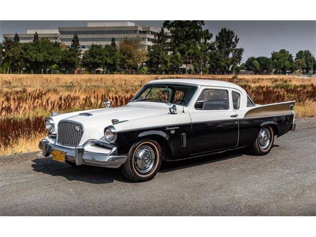 1957 Studebaker Silver Hawk (CC-1492040) for sale in Mount Airy, Maryland