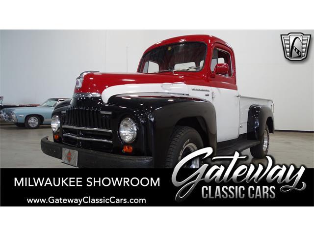 1951 International Harvester Pickup (CC-1490205) for sale in O'Fallon, Illinois