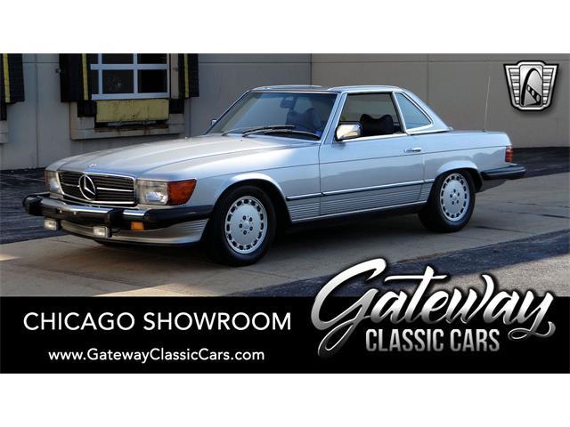 1976 Mercedes-Benz 450SL (CC-1492059) for sale in O'Fallon, Illinois
