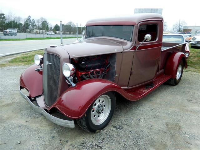 1935 Chevrolet Truck (CC-1492080) for sale in Gray Court, South Carolina