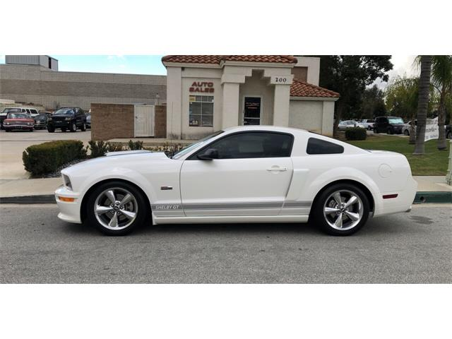 2007 Ford Mustang Shelby GT (CC-1492133) for sale in Brea, California