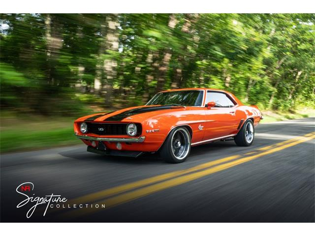 1969 Chevrolet Camaro (CC-1492134) for sale in Green Brook, New Jersey