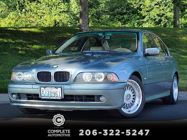 2001 BMW 5 Series (CC-1492189) for sale in Seattle, Washington