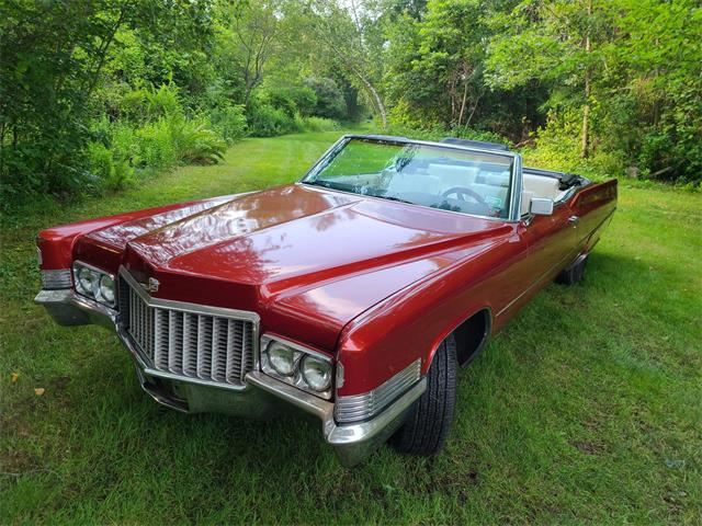 1970 Cadillac DeVille (CC-1492225) for sale in Wakefield, Rhode Island