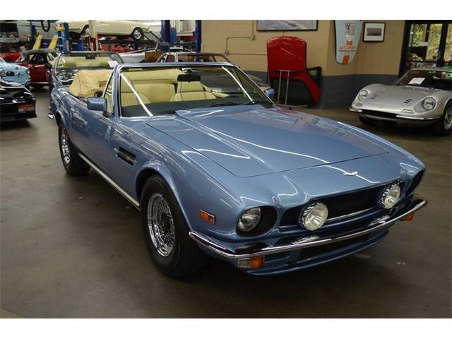 1989 Aston Martin V8 (CC-1492236) for sale in Huntington Station, New York