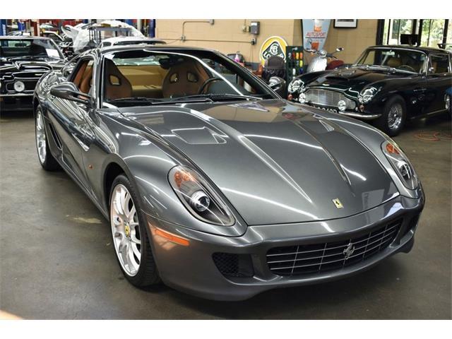 2008 Ferrari 599 (CC-1492237) for sale in Huntington Station, New York