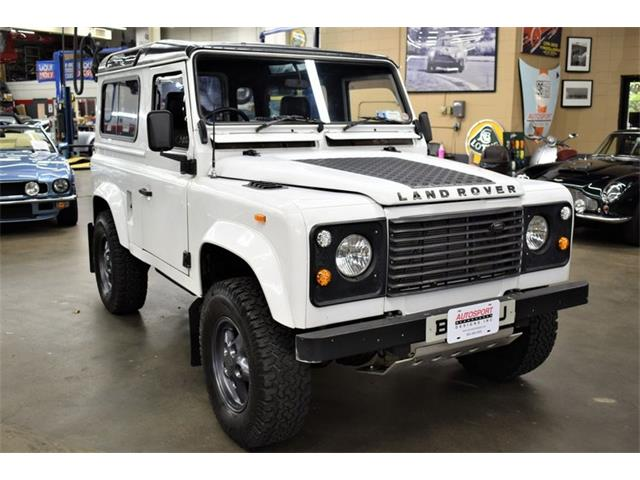 1990 Land Rover Defender (CC-1492273) for sale in Huntington Station, New York