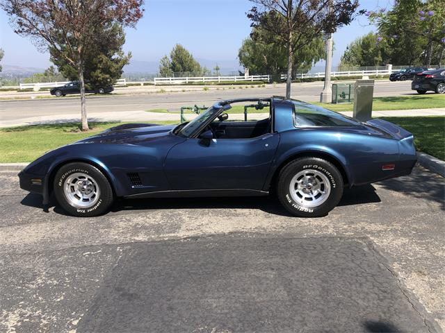 1981 Chevrolet Corvette Stingray (CC-1492305) for sale in Fullerton, California