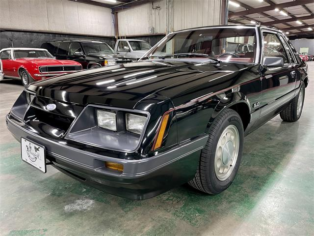 1985 Ford Mustang (CC-1492309) for sale in Sherman, Texas