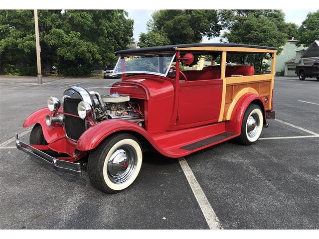 1929 Ford Woody Wagon (CC-1492323) for sale in Lititz, Pennsylvania