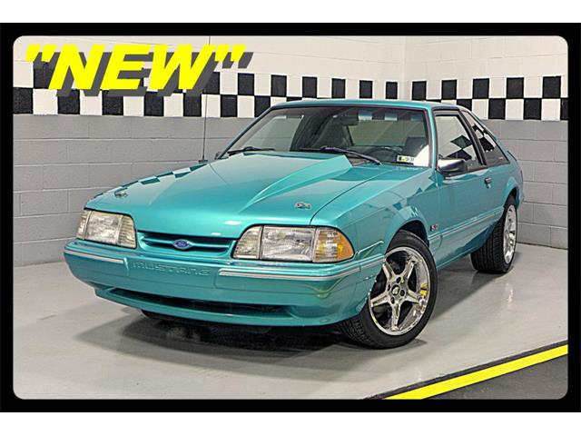 1993 Ford Mustang (CC-1492327) for sale in Old Forge, Pennsylvania