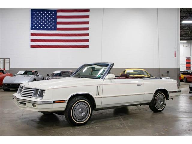 1985 Dodge 600 Series (CC-1492336) for sale in Kentwood, Michigan