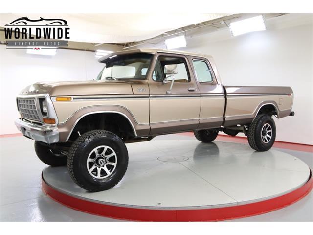 1979 Ford F250 (CC-1492339) for sale in Denver , Colorado