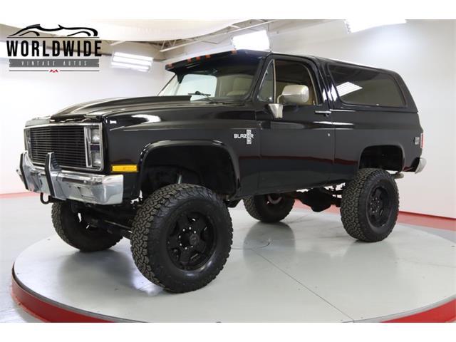 1986 Chevrolet Blazer (CC-1492341) for sale in Denver , Colorado