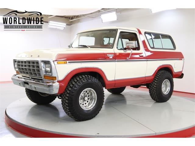 1979 Ford Bronco (CC-1492343) for sale in Denver , Colorado