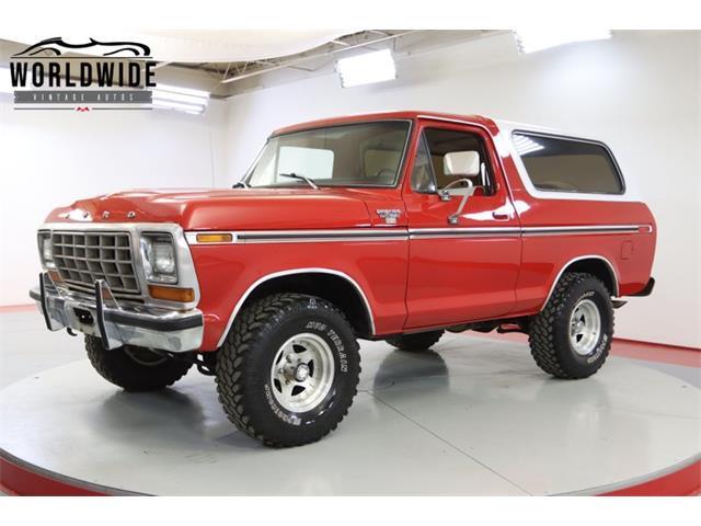 1979 Ford Bronco (CC-1492344) for sale in Denver , Colorado
