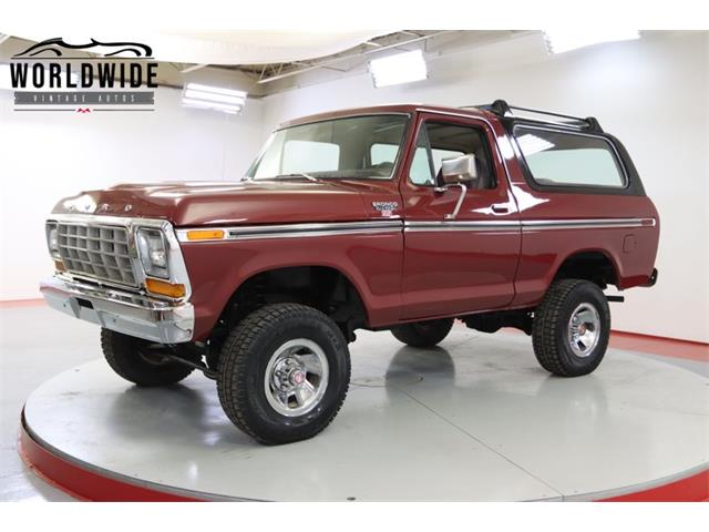 1978 Ford Bronco (CC-1492346) for sale in Denver , Colorado