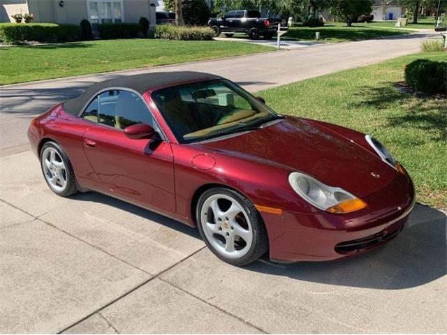 1999 Porsche 911 (CC-1492363) for sale in Cadillac, Michigan