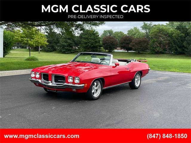 1971 Pontiac LeMans (CC-1492369) for sale in Addison, Illinois