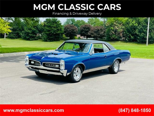 1967 Pontiac GTO (CC-1492373) for sale in Addison, Illinois