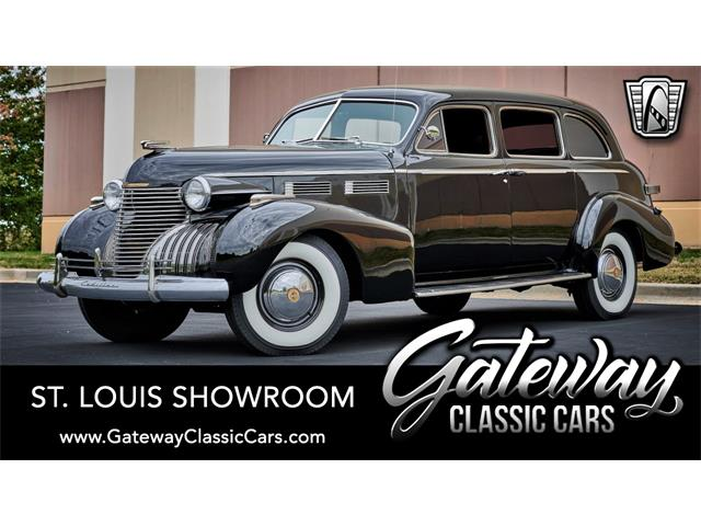 1940 Cadillac Series 72 (CC-1490238) for sale in O'Fallon, Illinois