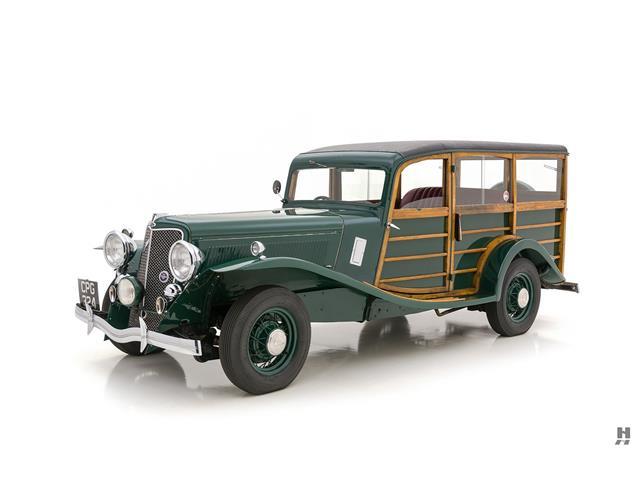 1935 Jensen Custom (CC-1492392) for sale in Saint Louis, Missouri