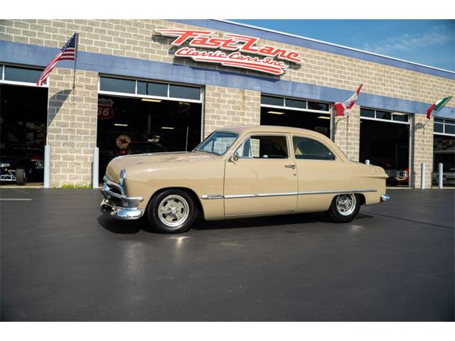 1950 Ford Tudor (CC-1492405) for sale in St. Charles, Missouri