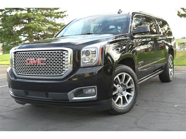 2017 GMC Yukon Denali (CC-1492412) for sale in Cadillac, Michigan