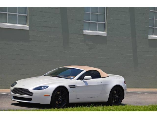 2008 Aston Martin Vantage (CC-1492426) for sale in Cadillac, Michigan