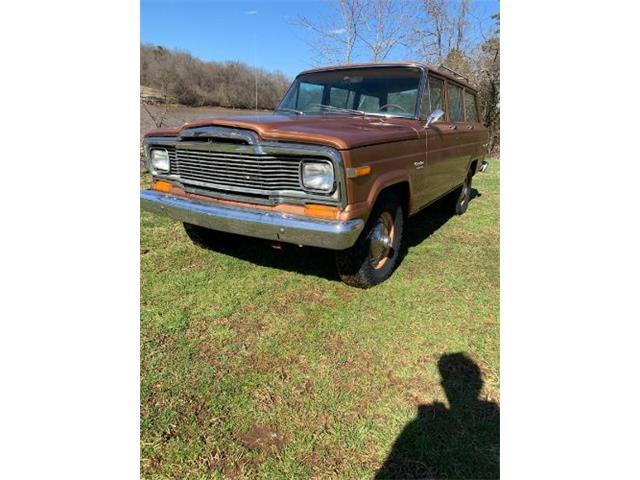 1979 Jeep Cherokee (CC-1492433) for sale in Cadillac, Michigan
