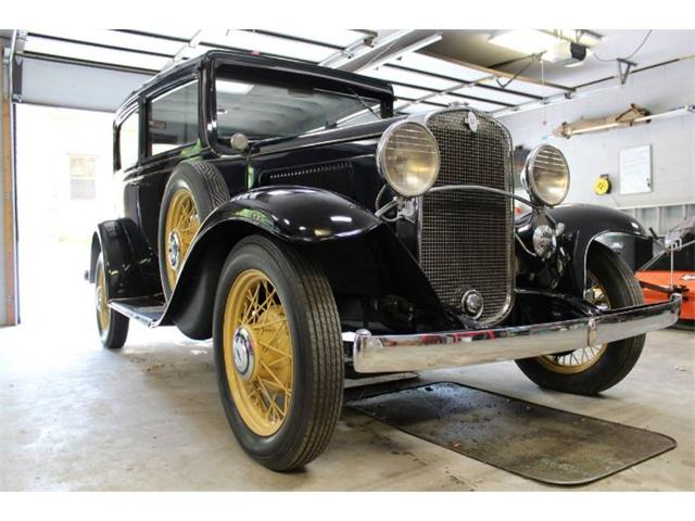 1931 Chevrolet AE Independence (CC-1492435) for sale in Cadillac, Michigan