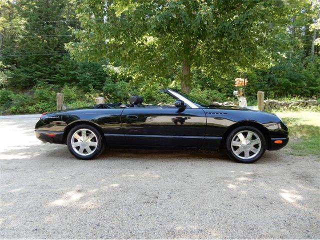 2002 Ford Thunderbird (CC-1492442) for sale in Cadillac, Michigan