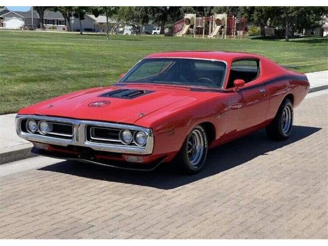 1971 Dodge Charger (CC-1492443) for sale in Cadillac, Michigan