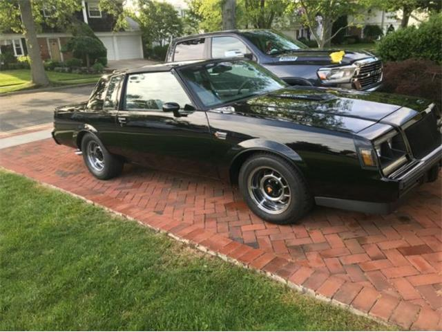 1987 Buick Grand National (CC-1492444) for sale in Cadillac, Michigan